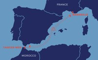 France - Morocco : Marseille-Tanger a cargo sea links