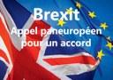 Brexit: appel paneuropéen pour un accord